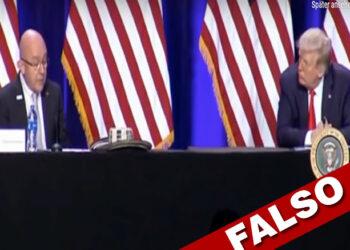 Las mentiras contadas a Trump en La Florida