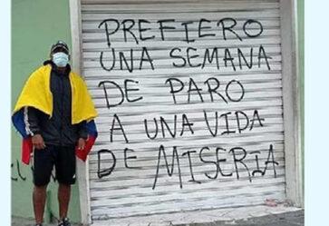 Boletín de Copala No.17 sobre la situación en Colombia
